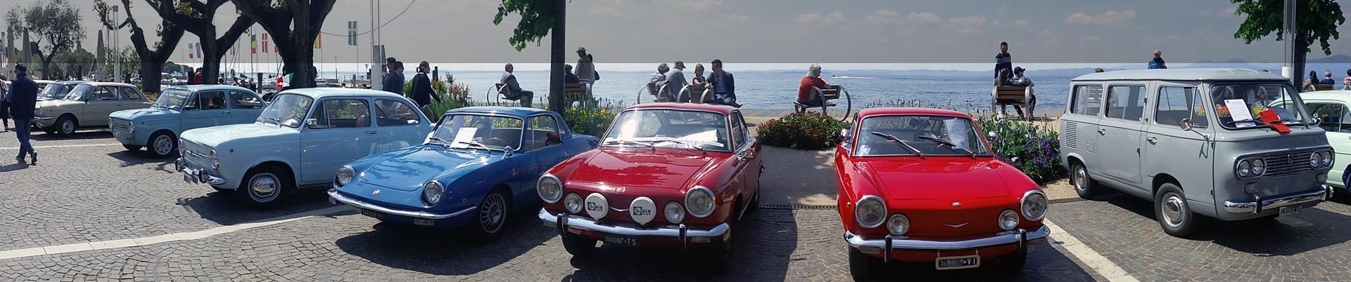 Registro Fiat al Museo Mille Miglia